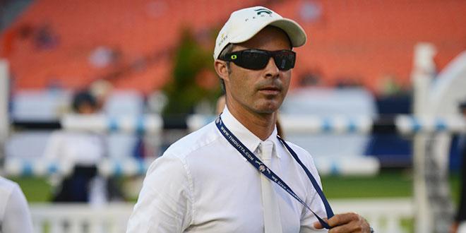Rodrigo Pessoa (BRA) © Xavier Boudon / Pixizone.com