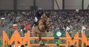 Roger-Yves Bost (FRA) & Sydney Une Prince (© Julie Herpin / Pixizone.com)
