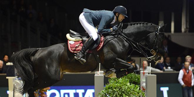 Simon Delestre nouveau n°1 mondial notamment grâce à Qlassic Bois Margot (© Xavier Boudon / Pixizone.com)