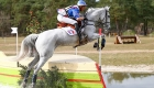 © Alleaume Gilles 2016. CICO The Crazy Ride Fontainebleau. Coupe des Nations. Cross. Nicolas TOUZAINT. CROCKET 30 (FRA). Team France.