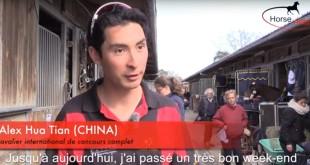 Alex Hua Tian (CHN) s'est à nouveau qualifié pour les Jeux Olympiques