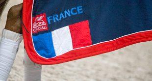 Equipe de France. France. Dressage. © Alleaume Gilles