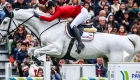 © Alleaume Gilles 2016. Jumping de la Baule 2016. Coupe des Nations. MELCHIOR Judy Ann (BEL). AS COLD AS ICE Z. Team Belgium.