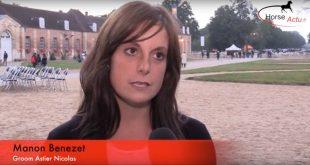 Manon Benezet, groom depuis deux ans seulement et déjà double médaillée olympique !