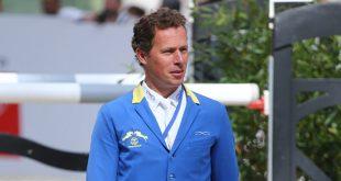 Christian Ahlmann (GER) toujours n°1 mondial(© Gilles Alleaume)