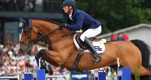 Daniel Deusser (GER) et Equita van't Zorgvliet remportent leur 2e Grand Prix de la saison (© Gilles Alleaume)