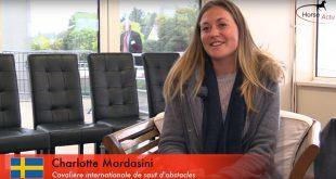 Charlotte Mordasini (© Horse-Actu.fr)