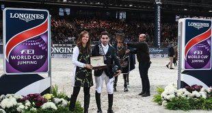 Abdel Said (EGY) remporte sa première Longines (© Stefano Secchi / FEI)