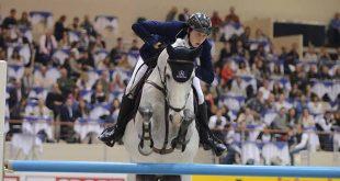 Martin Fuchs sera l'un des 25 cavaliers suisses engagés au CHI de Genève (© Xavier Boudon)