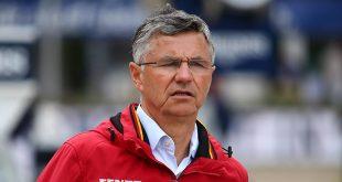 Otto Becker reste à la tête de l'équipe allemande (© Gilles Alleaume)