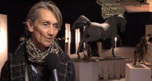 Geneviève Megret dresse un bilan très positif de sa saison 2016 côté étalonnage (© Horse-Actu.fr)